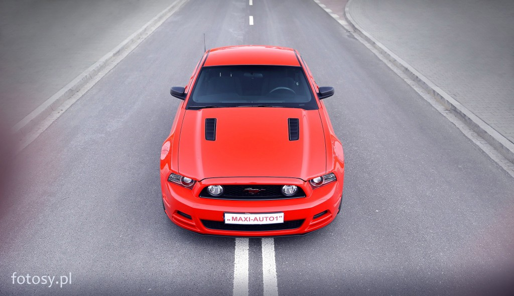 fotosy.pl Ford Mustang